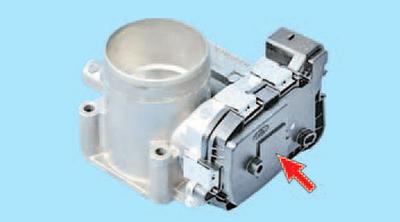Проверка и замена датчиков системы управления двигателем Шкода Фабия