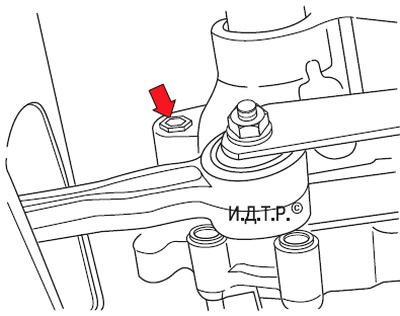 Проверка уровня, доливка и замена масла в механической коробке передач Шкода Фабия