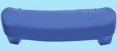 Снятие и установка заднего бампера Шкода Фабия
