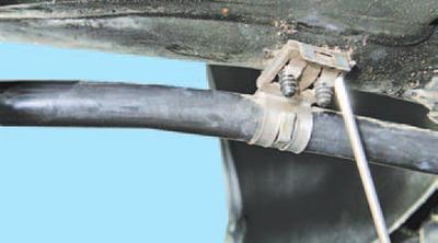 Снятие и установка балки задней подвески Шкода Фабия